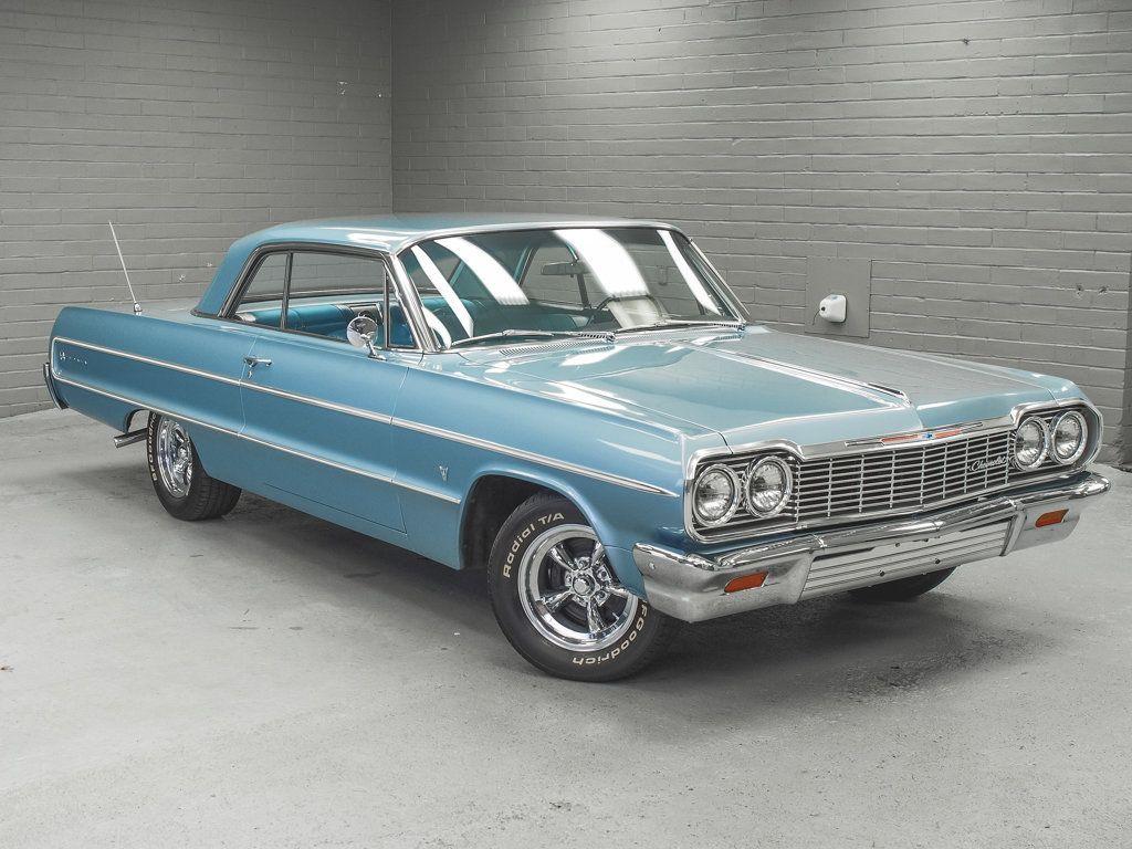 1964 Chevrolet Impala 2dr Sport Coupe - 18513773 - 1