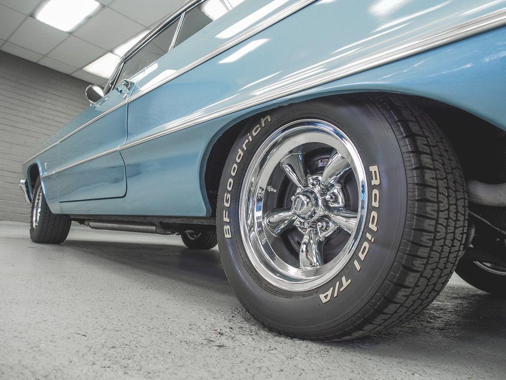 1964 Chevrolet Impala 2dr Sport Coupe - 18513773 - 21