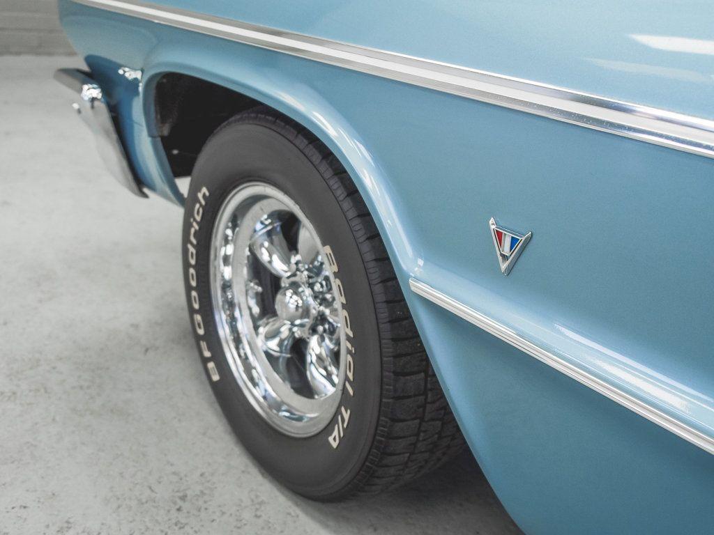 1964 Chevrolet Impala 2dr Sport Coupe - 18513773 - 22
