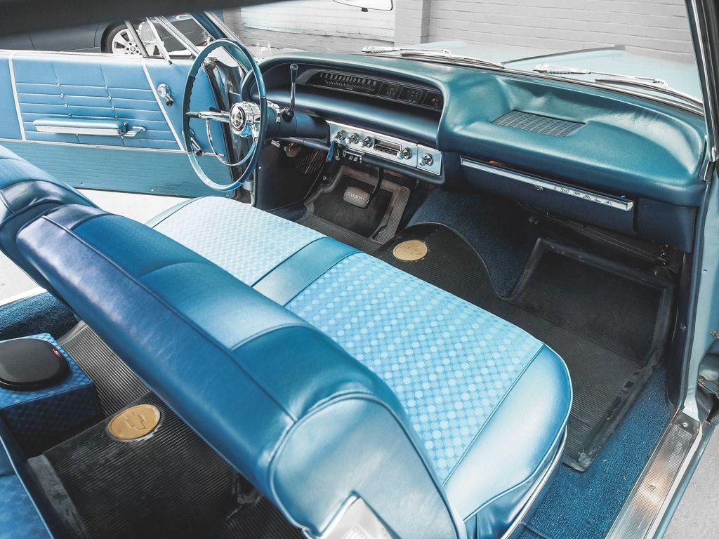 1964 Chevrolet Impala 2dr Sport Coupe - 18513773 - 28
