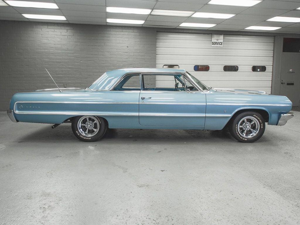 1964 Chevrolet Impala 2dr Sport Coupe - 18513773 - 2