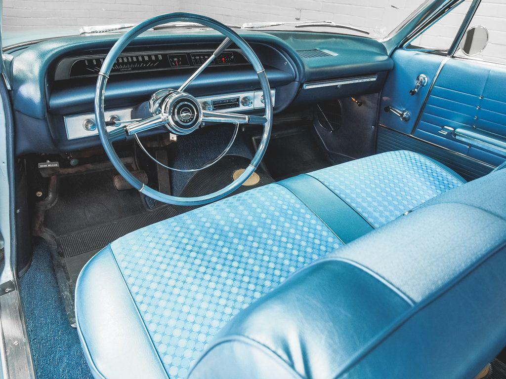 1964 Chevrolet Impala 2dr Sport Coupe - 18513773 - 29