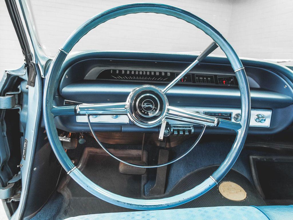 1964 Chevrolet Impala 2dr Sport Coupe - 18513773 - 38