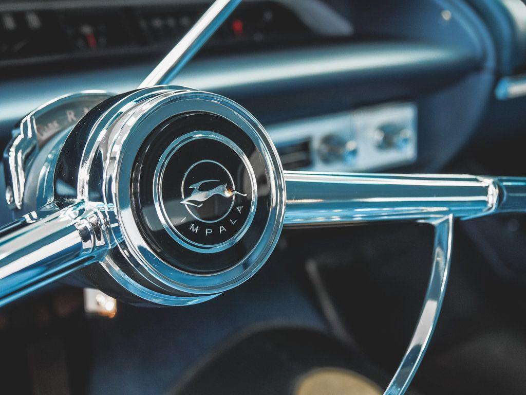 1964 Chevrolet Impala 2dr Sport Coupe - 18513773 - 39