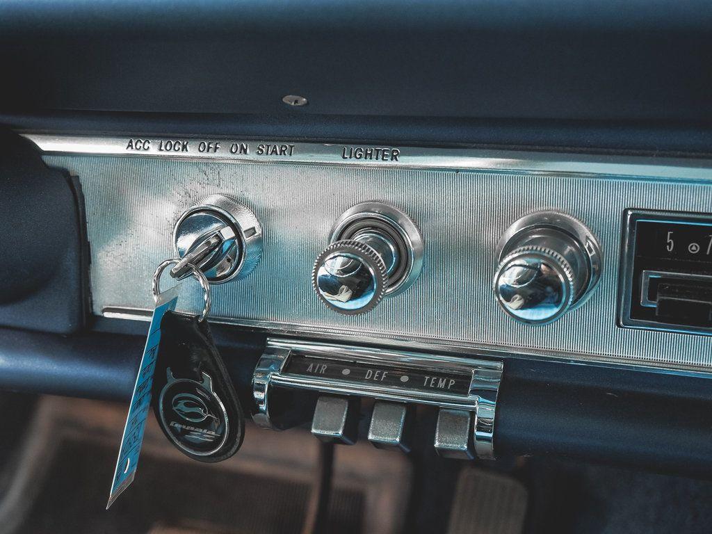 1964 Chevrolet Impala 2dr Sport Coupe - 18513773 - 43