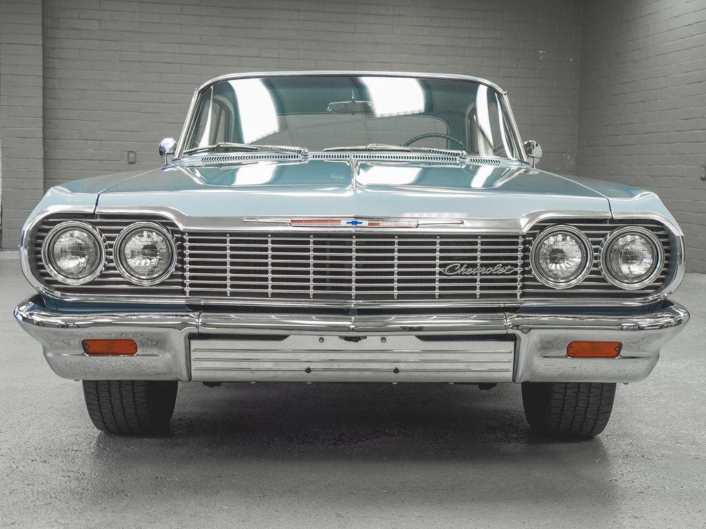 1964 Chevrolet Impala 2dr Sport Coupe - 18513773 - 4