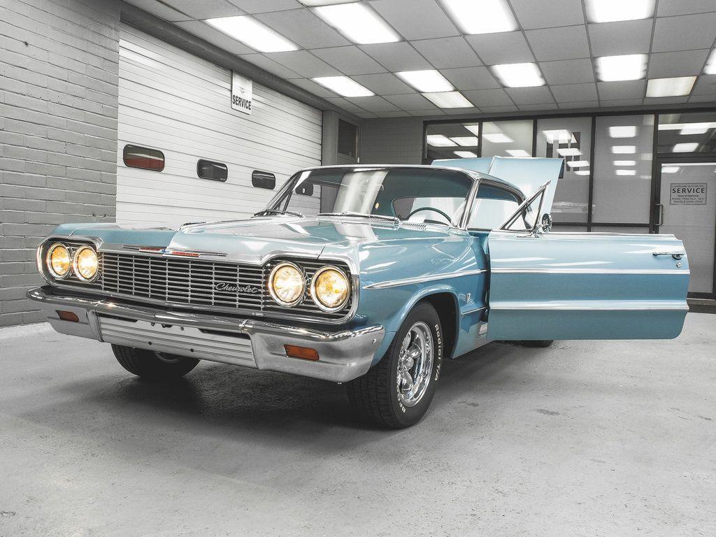 1964 Chevrolet Impala 2dr Sport Coupe - 18513773 - 49