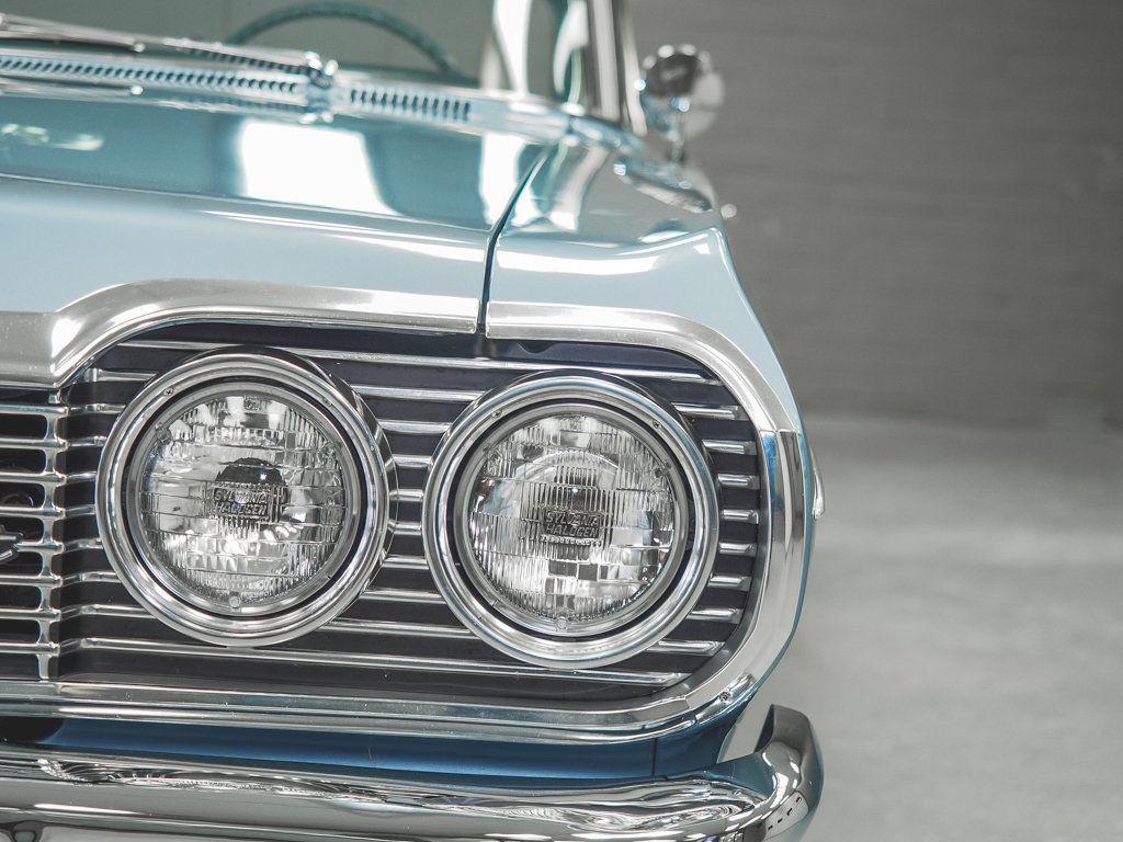 1964 Chevrolet Impala 2dr Sport Coupe - 18513773 - 5