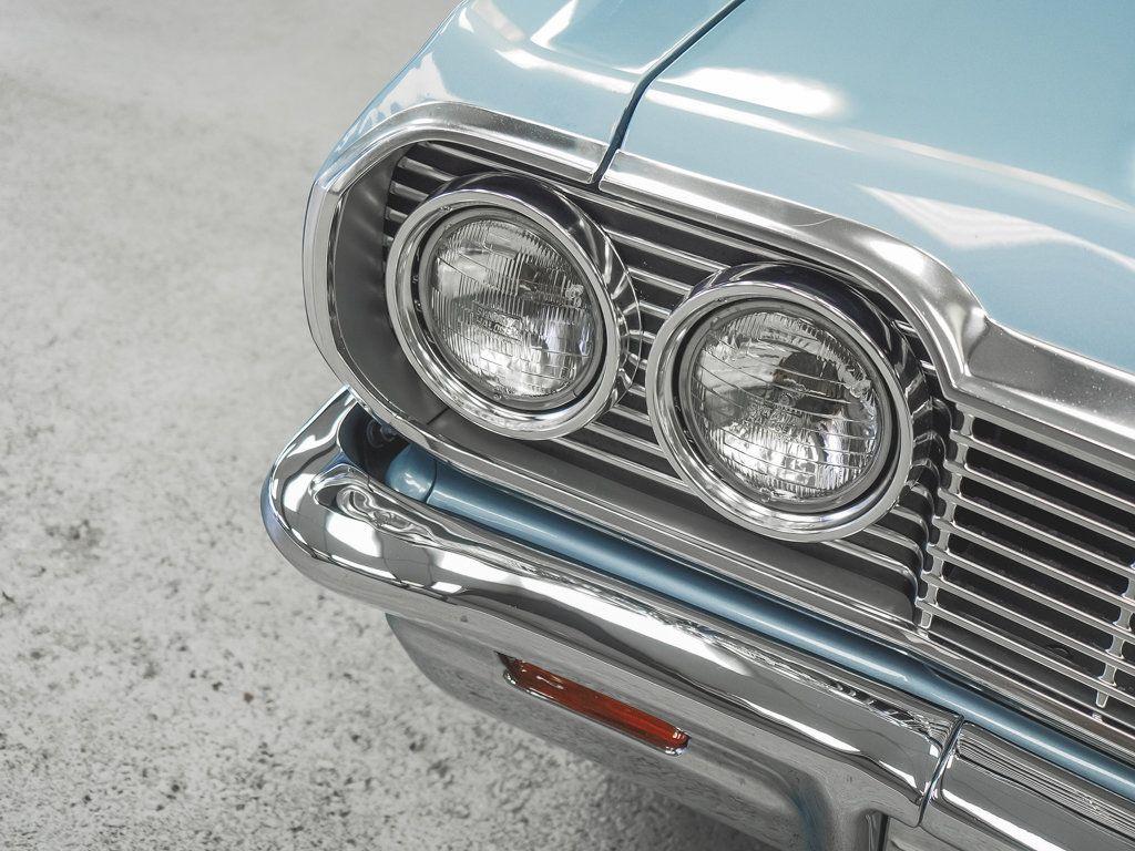 1964 Chevrolet Impala 2dr Sport Coupe - 18513773 - 7