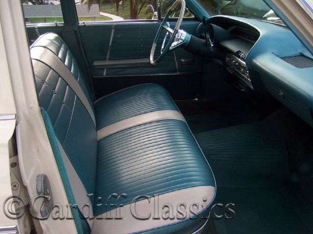 1964 Chevrolet Impala 409 Station Wagon - Click to see full-size photo viewer