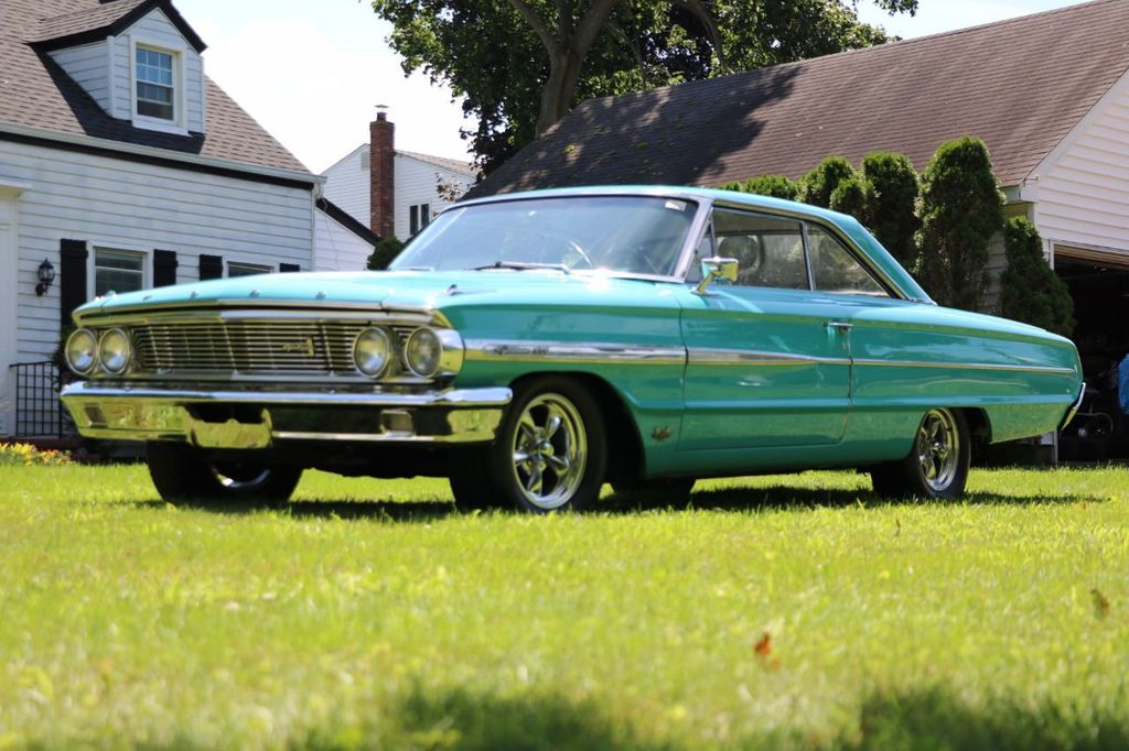 1964 Ford Galaxie 500 - 16750960 - 10