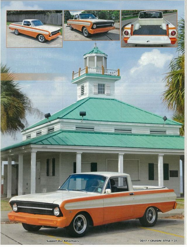 1964 Used Ford Ranchero Deluxe at WeBe Autos Serving Long Island, NY, IID  17652260