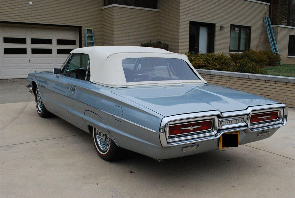 1964 Used Ford Thunderbird Convertible At Find Great Cars