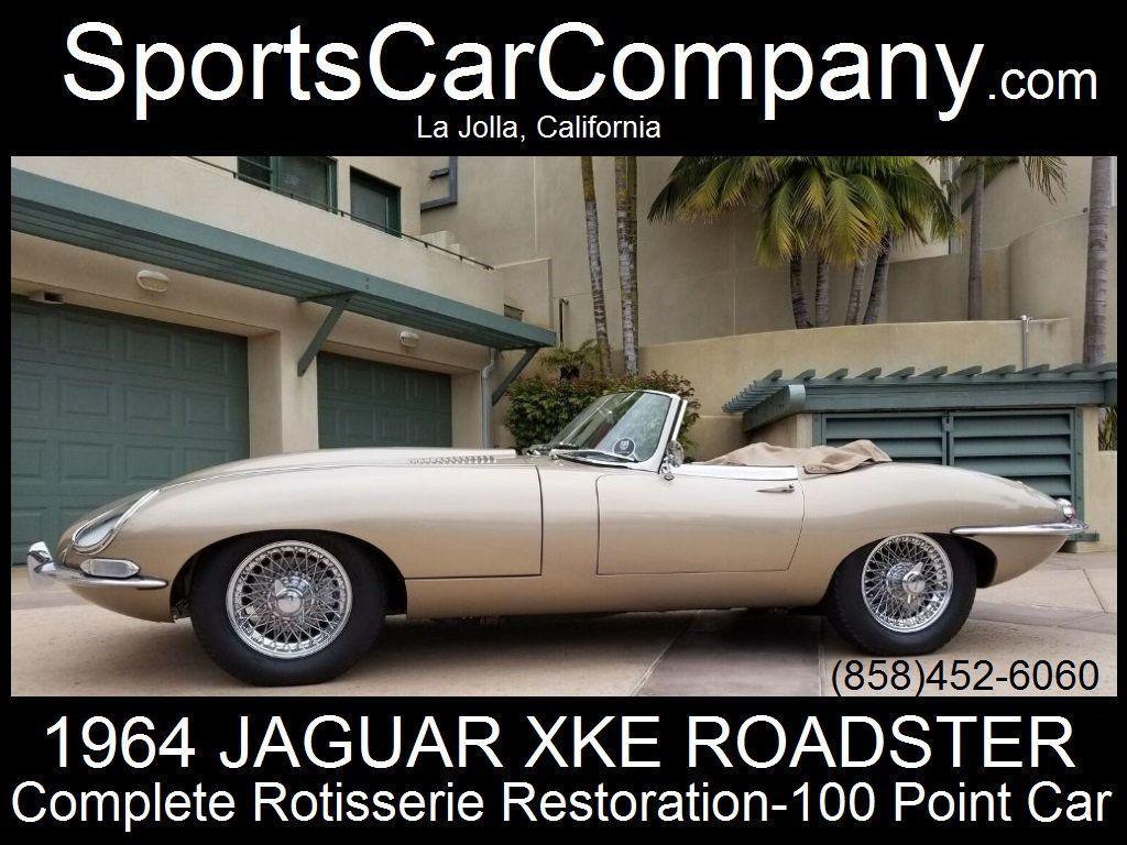 1964 Jaguar XKE  - 17687740 - 2