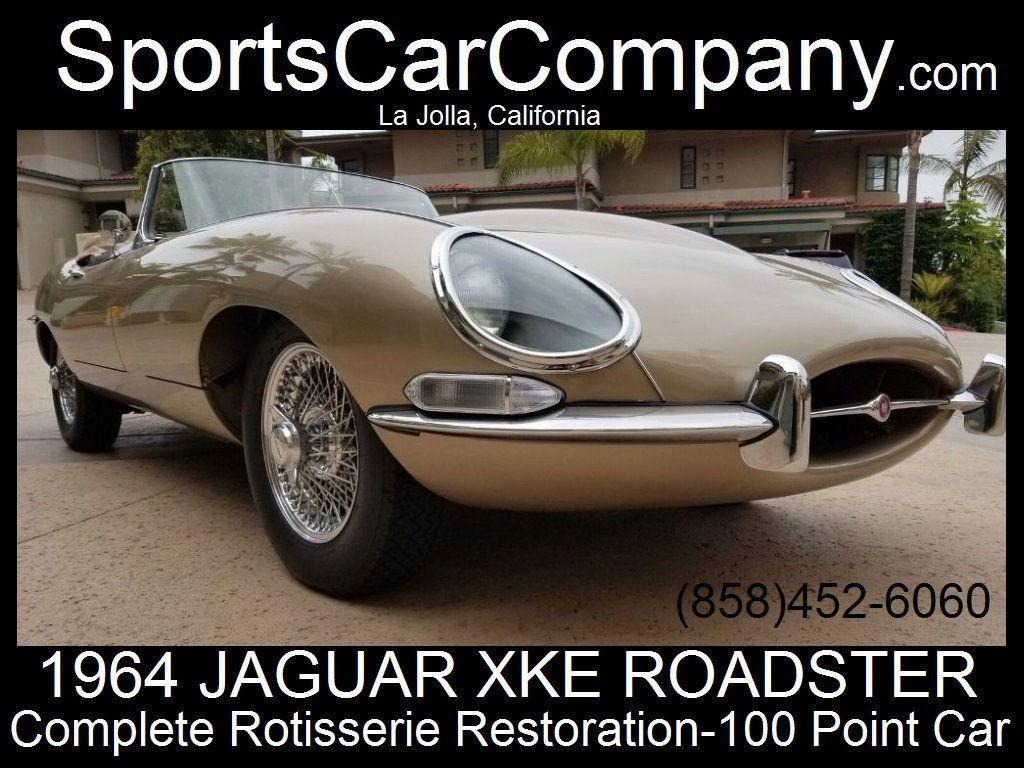 1964 Jaguar XKE  - 17687740 - 3