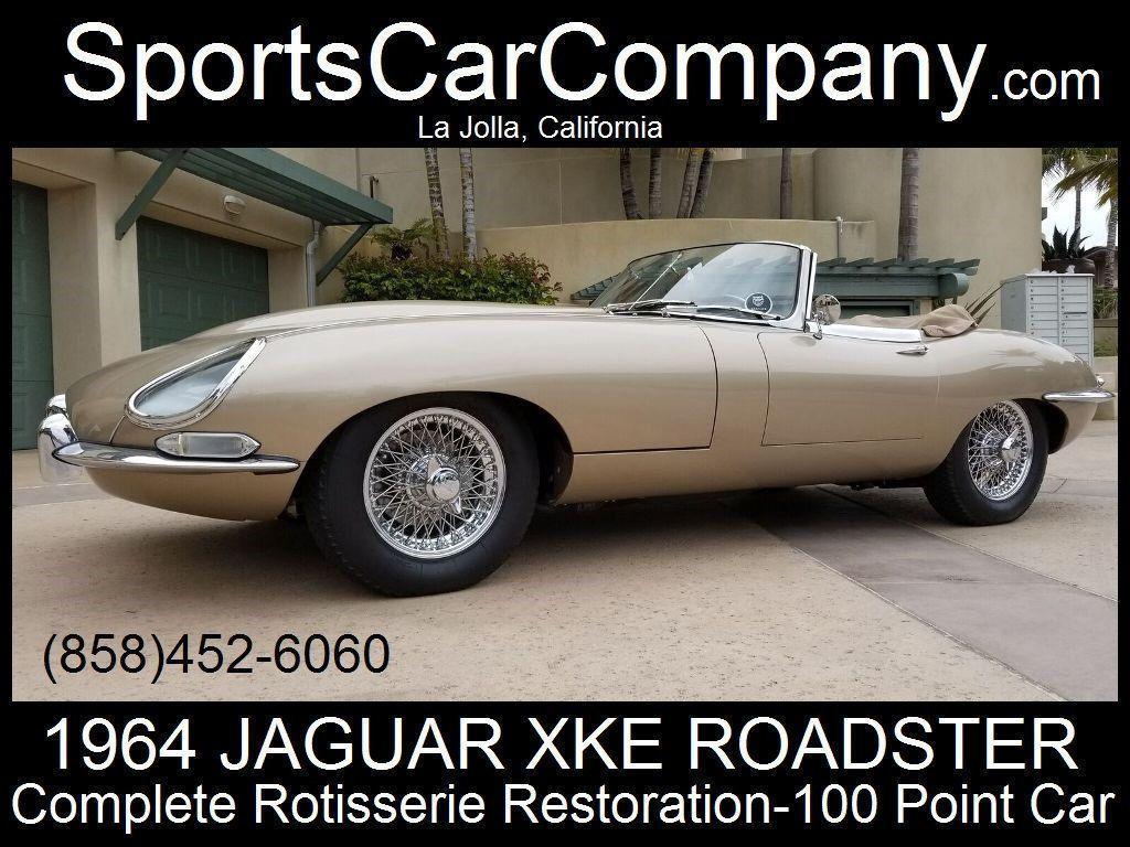 1964 Jaguar XKE  - 17687740 - 4