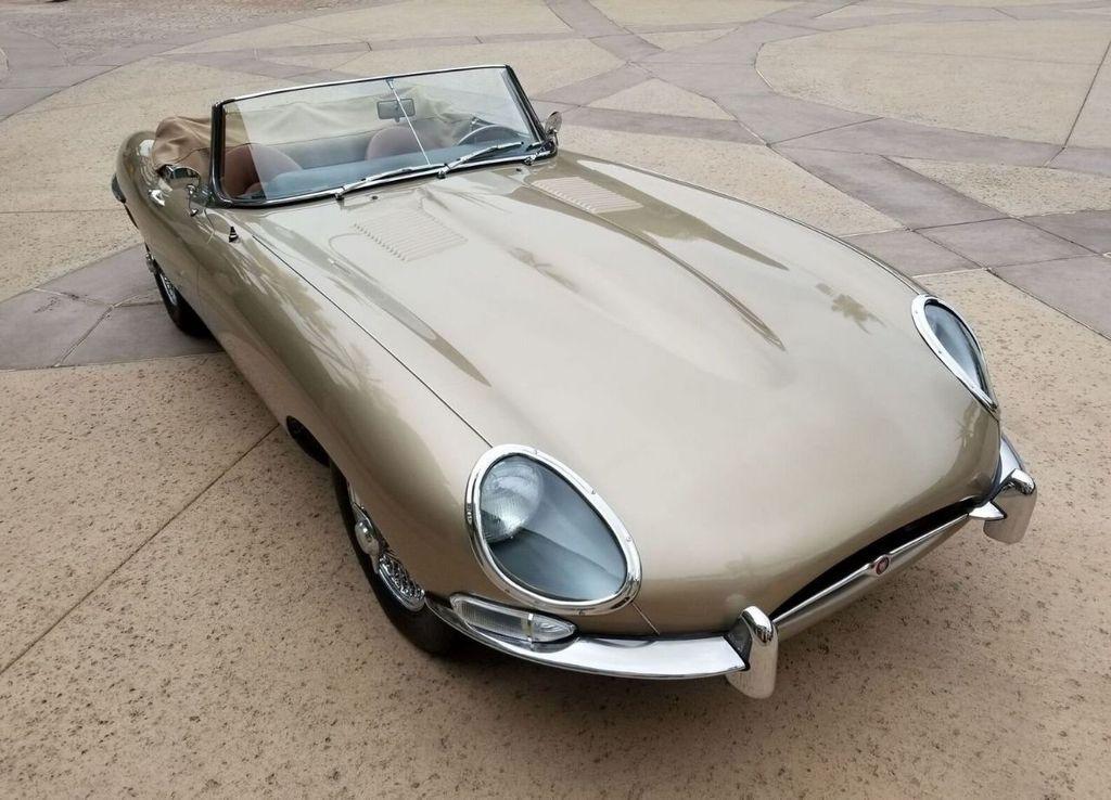 1964 Jaguar XKE  - 17687740 - 55