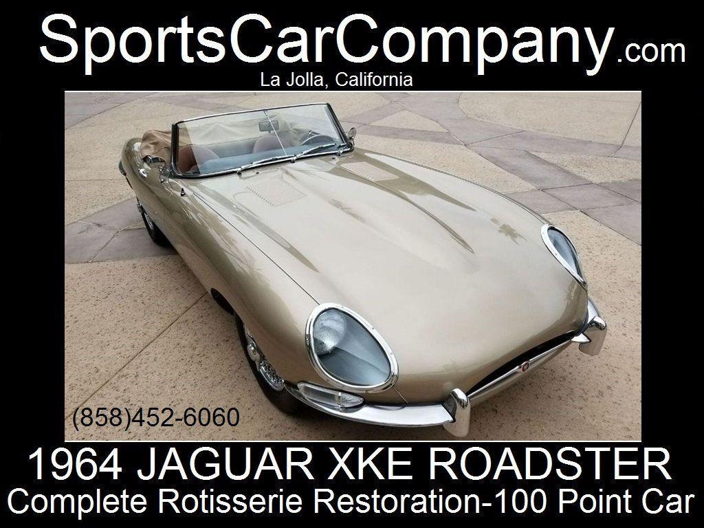 1964 Jaguar XKE  - 17687740 - 5