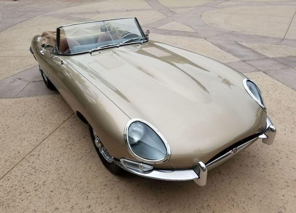 1964 Jaguar XKE  - 17687740 - 94