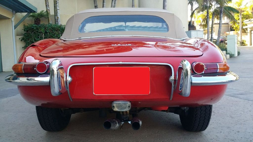 1964 Jaguar XKE ROADSTER   17015652   9