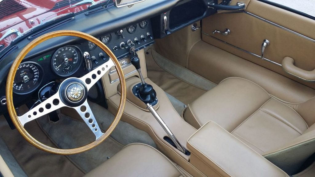 1964 Jaguar XKE ROADSTER  - 17015652 - 22