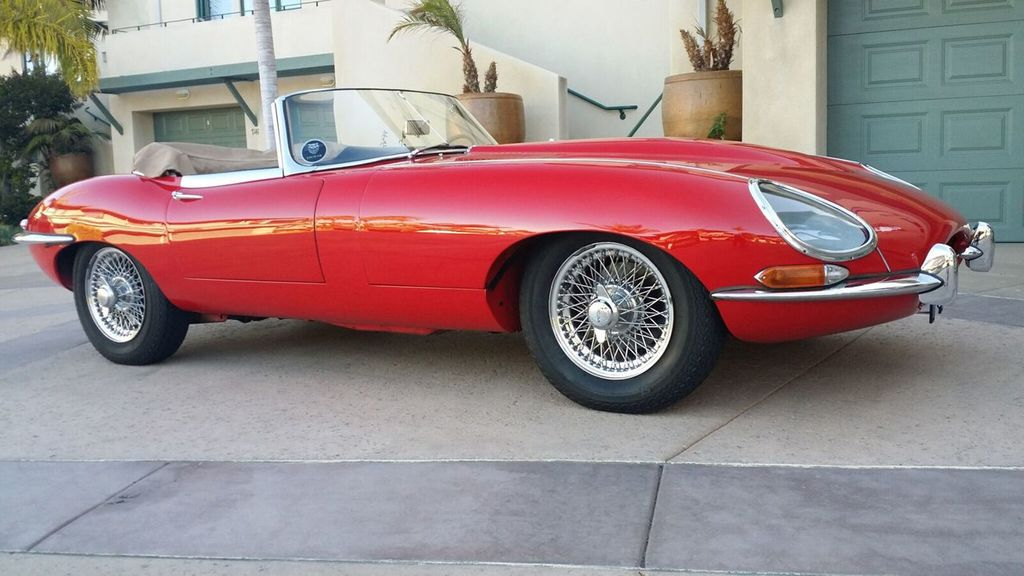 1964 Jaguar XKE ROADSTER  - 17015652 - 52