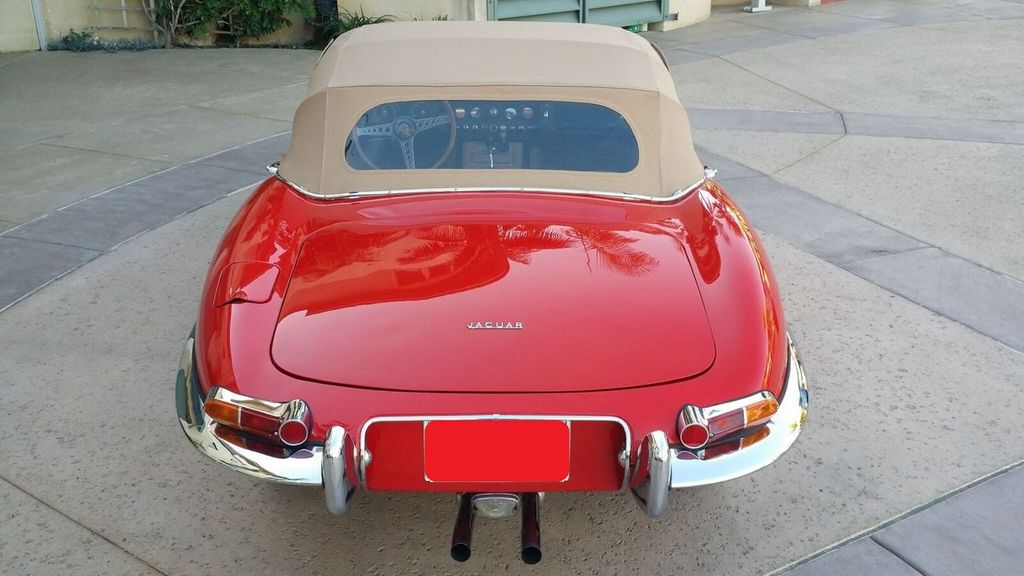 1964 Jaguar XKE ROADSTER  - 17015652 - 58
