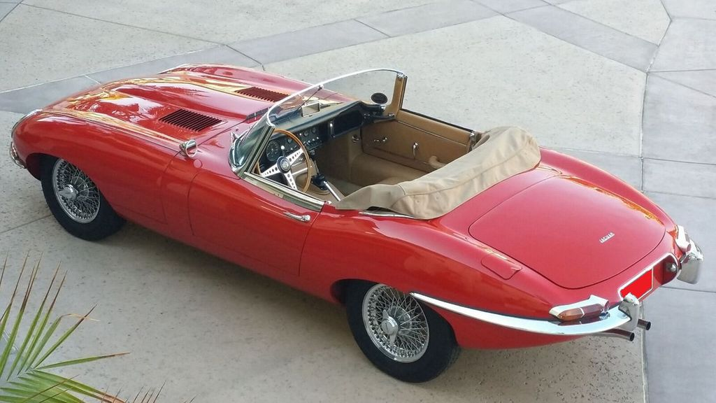 1964 Jaguar XKE ROADSTER  - 17015652 - 5