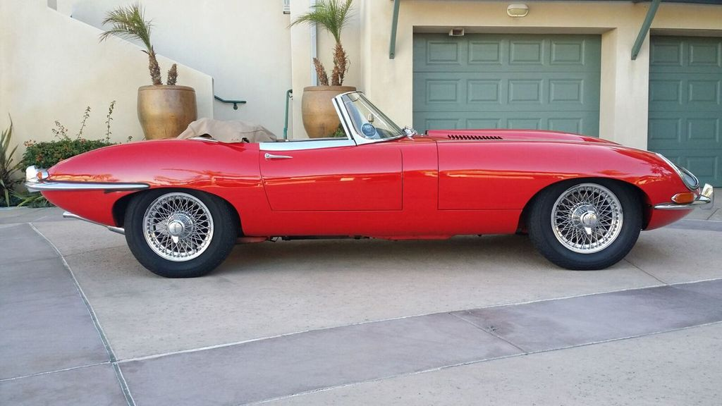1964 Jaguar XKE ROADSTER  - 17015652 - 60