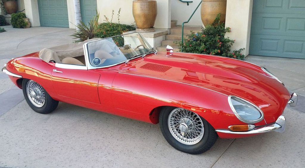 1964 Jaguar XKE ROADSTER  - 17015652 - 62
