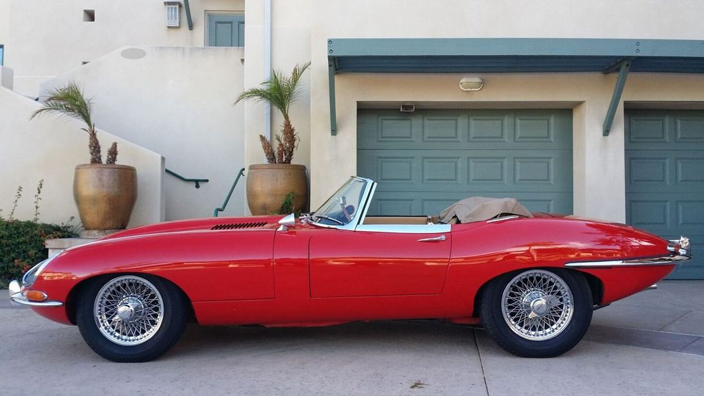 1964 Jaguar XKE ROADSTER  - 17015652 - 63