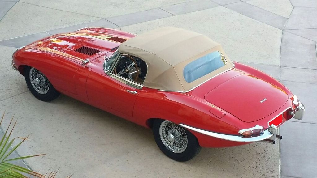 1964 Jaguar XKE ROADSTER  - 17015652 - 72