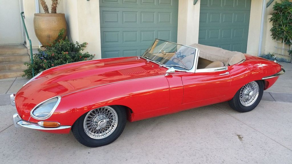 1964 Jaguar XKE ROADSTER  - 17015652 - 74