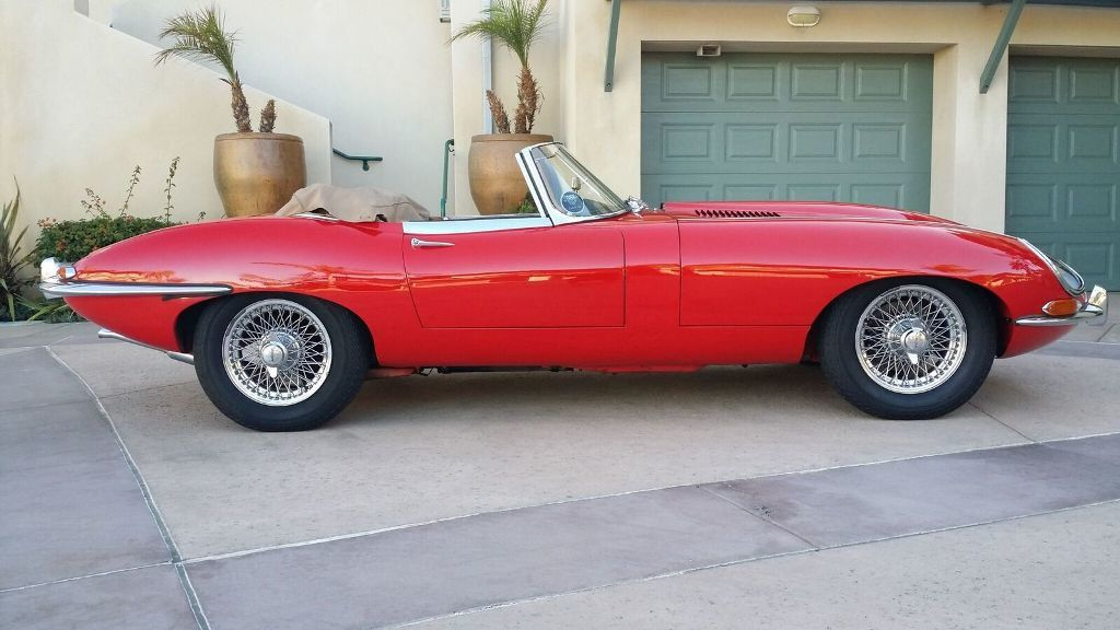 1964 Jaguar XKE ROADSTER  - 17015652 - 75