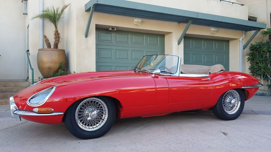 1964 Jaguar XKE ROADSTER  - 17015652 - 76