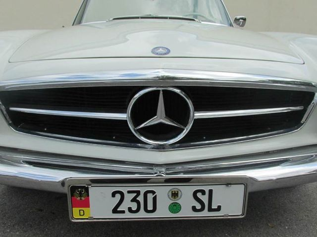 1964 Mercedes-Benz 230 SL