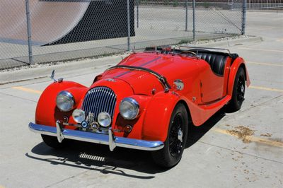 1964 Morgan 4/4  - Click to see full-size photo viewer