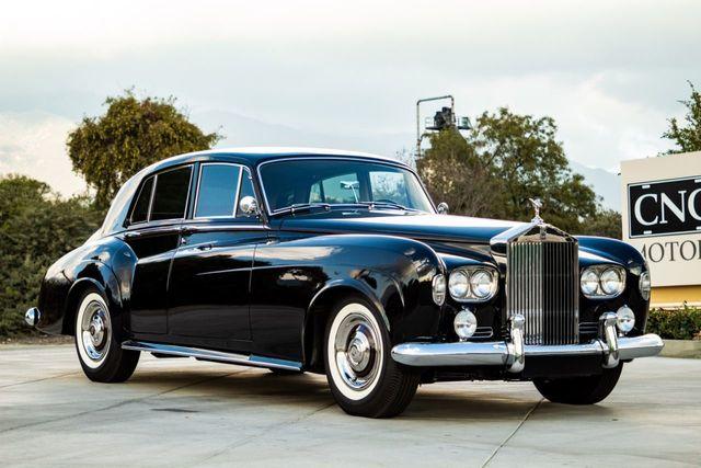 1964 Rolls-Royce Silver Cloud III (3)  - 18433308 - 0