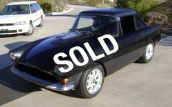 1964 Sunbeam Tiger - 1964SUNBEAM