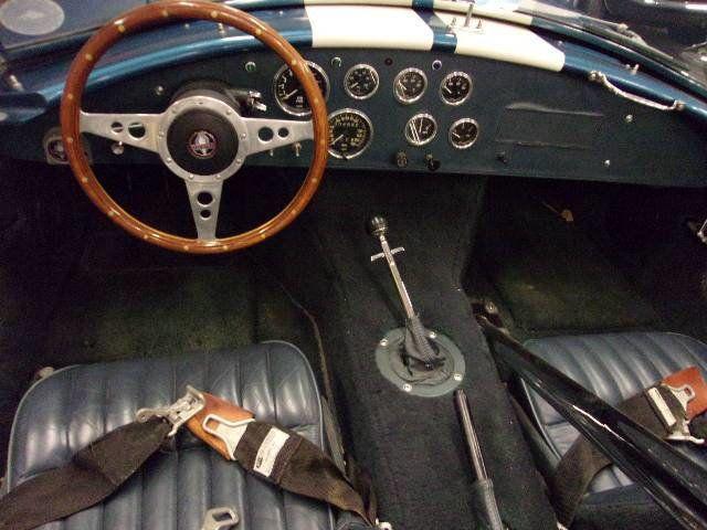 1965 A/C COBRA convertible