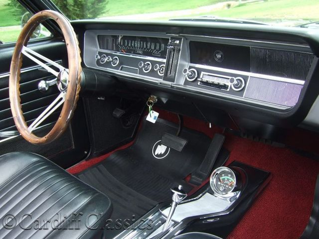 1965 Buick Skylark Gran Sport - Click to see full-size photo viewer