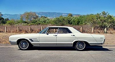 1965 Buick Wildcat  Sedan