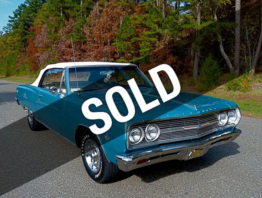 1965 Chevrolet Chevelle For Sale  - 12229613 - 0