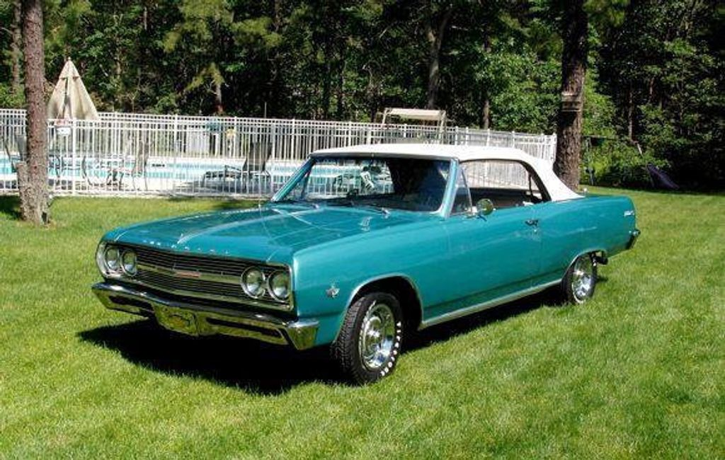 1965 Chevrolet Chevelle For Sale  - 12229613 - 3