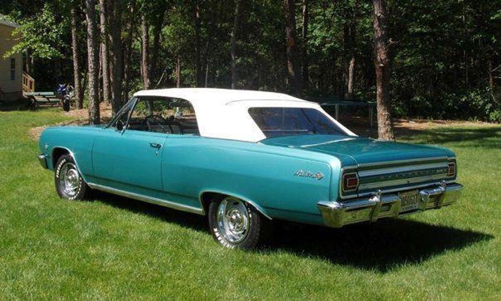 1965 Chevrolet Chevelle For Sale  - 12229613 - 5