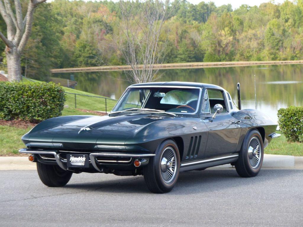 1965 Chevrolet Corvette  - 18227596 - 39