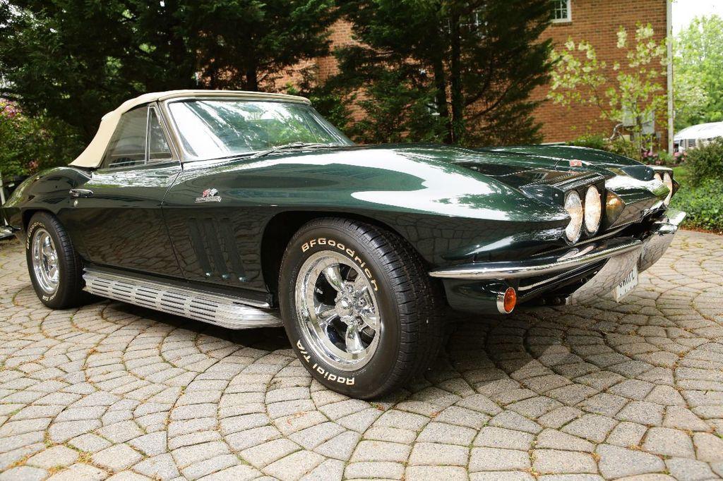 1965 Chevrolet Corvette 396/425 - 15669365 - 17