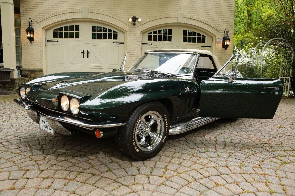 1965 Chevrolet Corvette 396/425 - 15669365 - 3