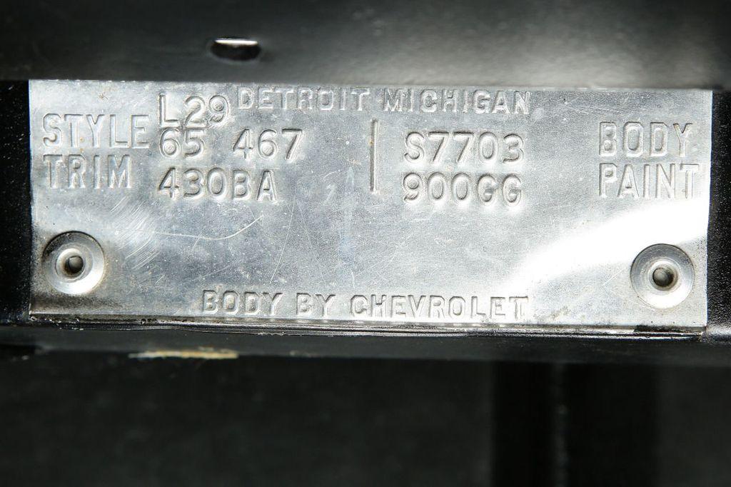 1965 Chevrolet Corvette 396/425 - 15669365 - 47