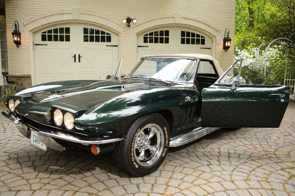 1965 Chevrolet Corvette 396/425 - 15669365 - 4